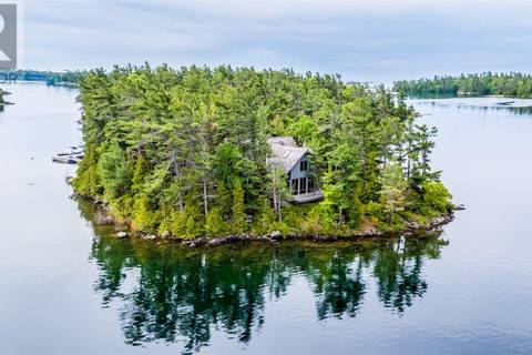 House for sale at  B486; Isle Of Rest  Archipelago South Ontario - MLS: 179642