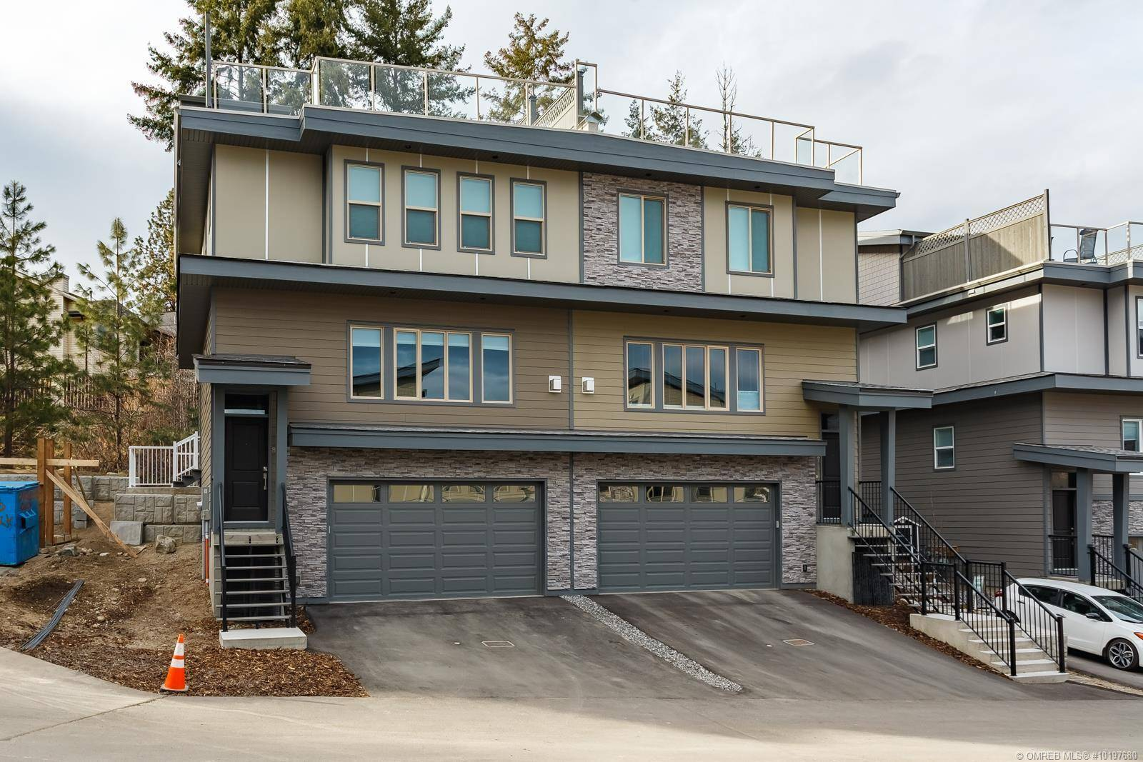 Townhouse for sale at 2893 Robinson Rd Unit #B4b Lake Country British Columbia - MLS: 10197680