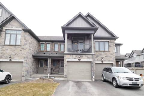 Townhouse for sale at 145 South Creek Dr Unit B5 Kitchener Ontario - MLS: X4420646