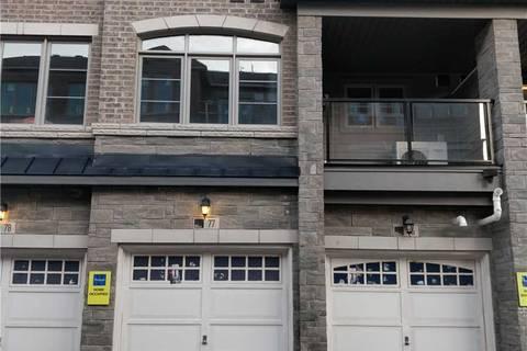 Apartment for rent at 200 Veterans Dr Unit B6-77 Brampton Ontario - MLS: W4446673