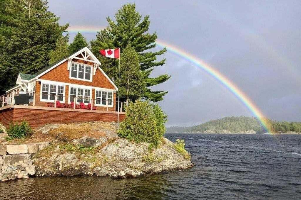 House for sale at B704 Mclaren Island Pt Parry Sound Ontario - MLS: 30806693