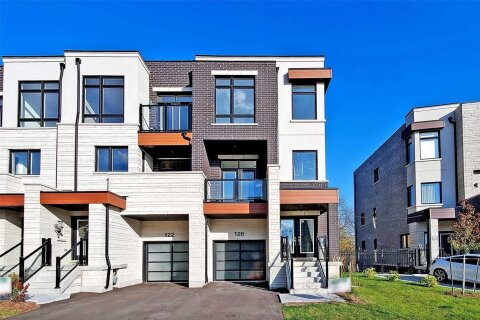 Townhouse for sale at 126 Golden Tr Unit B9-7 Vaughan Ontario - MLS: N5001145
