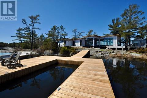 House for sale at  Georgian Bay Is Unit B92 Archipelago South Ontario - MLS: 195434