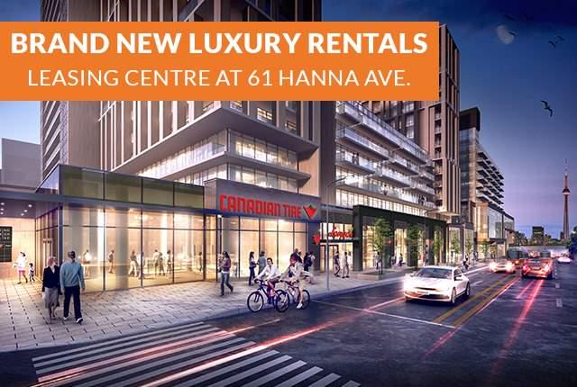 Removed: B922 - 1100 King Street West, Toronto, ON - Removed on 2018-10-31 05:15:34
