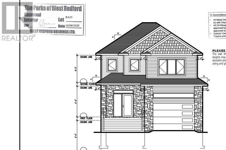 House for sale at 24 Bristolton Ave Unit BA West Bedford Nova Scotia - MLS: 202022391