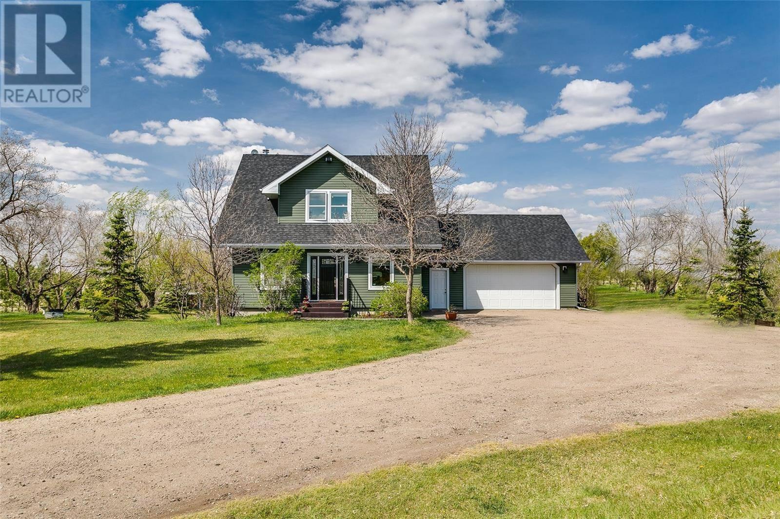 House for sale at  Baker / Winmill Acreage Acres Corman Park Rm No. 344 Saskatchewan - MLS: SK779427