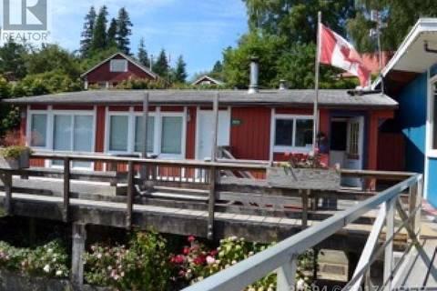 House for sale at 85 Bamfield Boardwalk Boardwalk Bamfield British Columbia - MLS: 430694