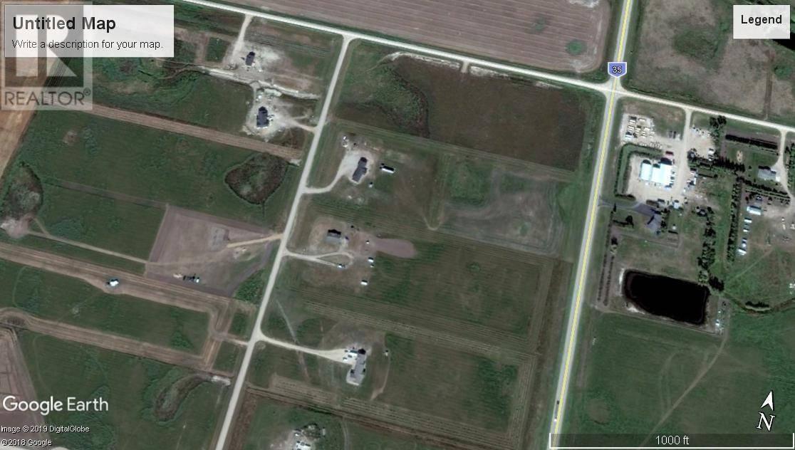 Home for sale at  Bare Land Acreage  Weyburn Rm No. 67 Saskatchewan - MLS: SK799561