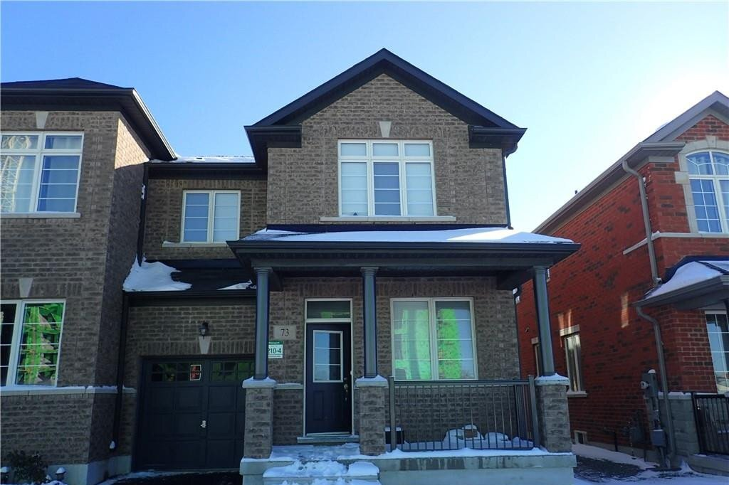 Townhouse for rent at 73 Riverwalk Dr Unit BASE.APT. Waterdown Ontario - MLS: H4094153