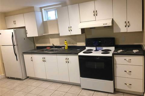 House for rent at 165 Coppard Ave Unit Basemen Markham Ontario - MLS: N4661884