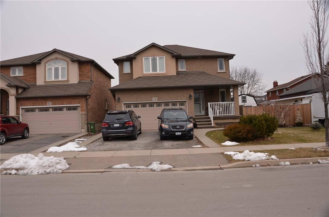 House for rent at 18 Desoto Dr Unit Basement Hamilton Ontario - MLS: H4071869