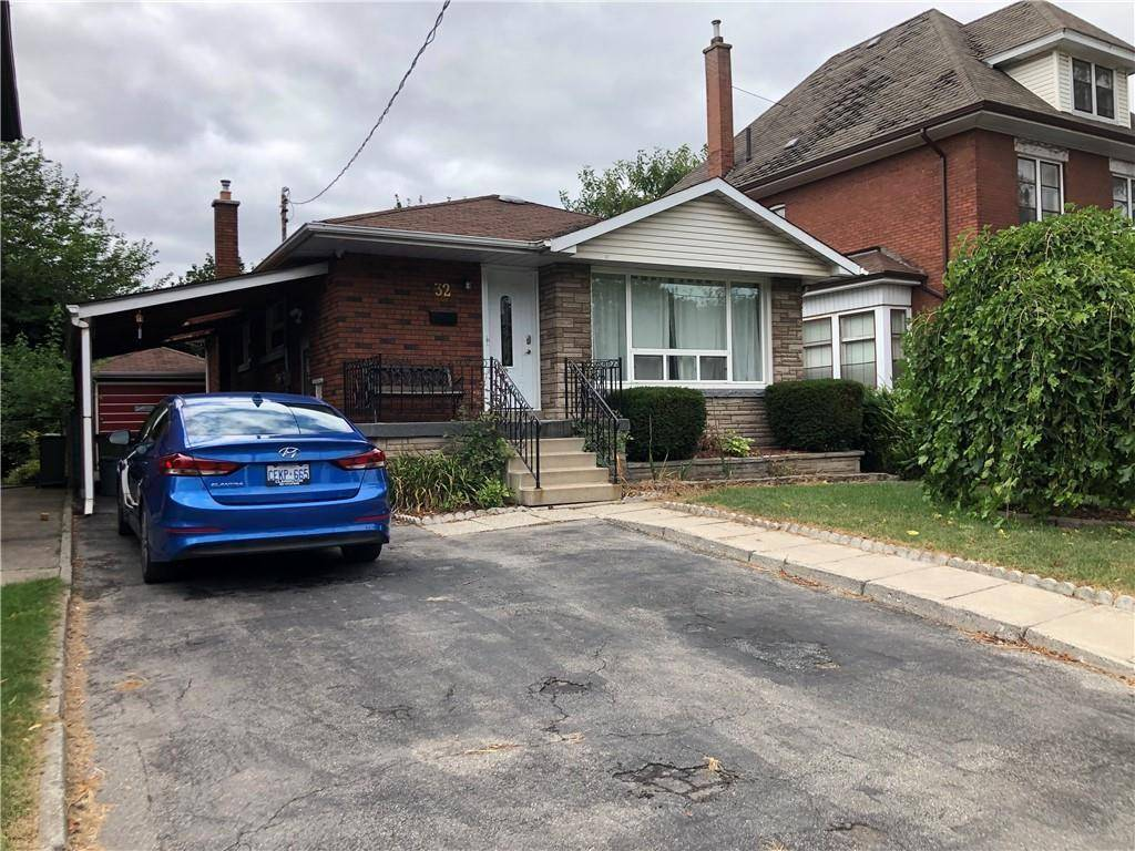 House for rent at 32 Leinster Ave S Unit Basement Hamilton Ontario - MLS: H4069145