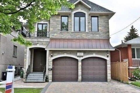 House for rent at 62 Otonabee Ave Unit Basemt Toronto Ontario - MLS: C4992669
