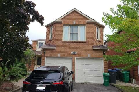 House for rent at 5110 Nishga Ct Unit Bedroom Mississauga Ontario - MLS: W4938634