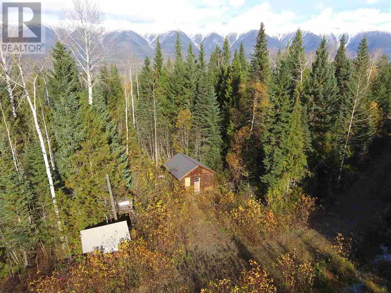 Home for sale at  Mountain Rd Unit Bell Mcbride British Columbia - MLS: R2412798