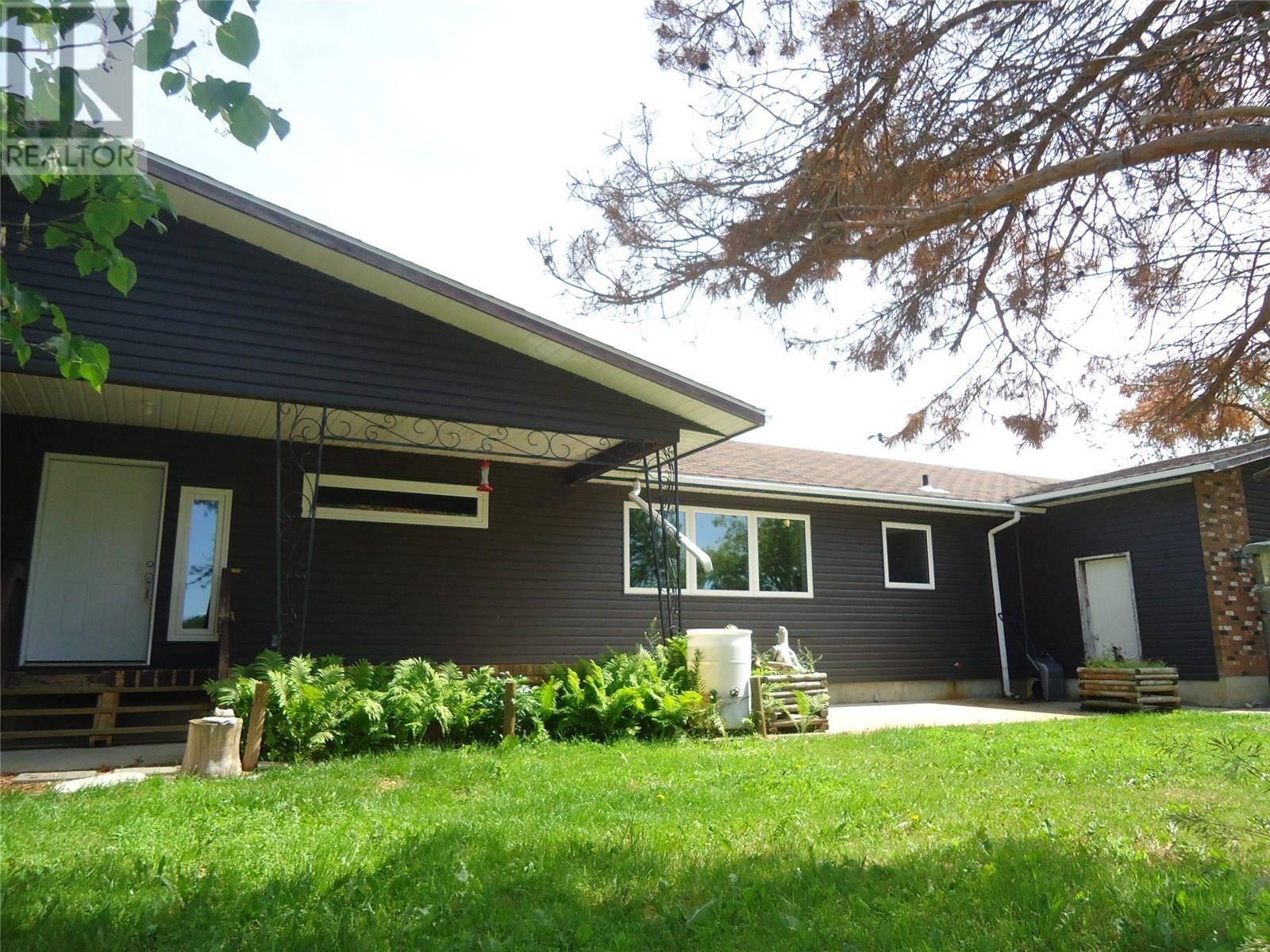 House for sale at  Bellamy Acreage  Torch River Rm No. 488 Saskatchewan - MLS: SK781456