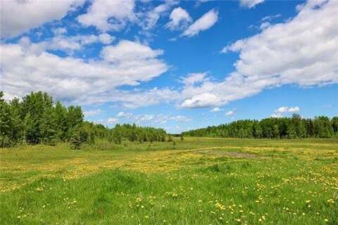 Home for sale at  Bergen 160 Acres  Rural Mountain View County Alberta - MLS: C4302590