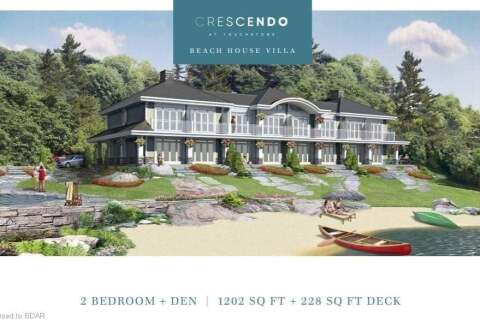 Home for sale at 1869 Muskoka 118 Rd Unit BHV-A-101 Bracebridge Ontario - MLS: 40036680