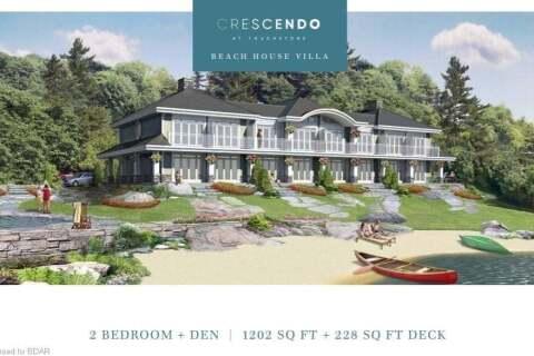 Residential property for sale at 1869 Muskoka 118 Rd Unit BHV-B-101 Bracebridge Ontario - MLS: 40036646