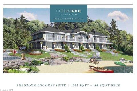 Residential property for sale at 1869 Muskoka 118 Rd Unit BHV-B-203 Bracebridge Ontario - MLS: 40036090