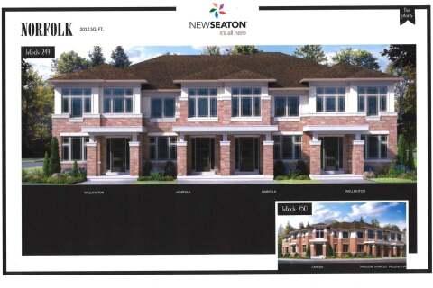 Townhouse for sale at Bk250-2 Caliper Ln Pickering Ontario - MLS: E4964332