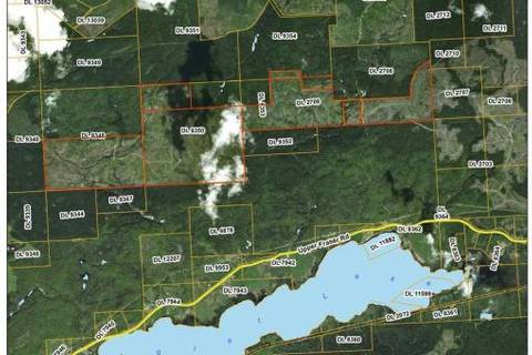 Residential property for sale at 0 Blk A B, B Lk Giscome British Columbia - MLS: R2264395