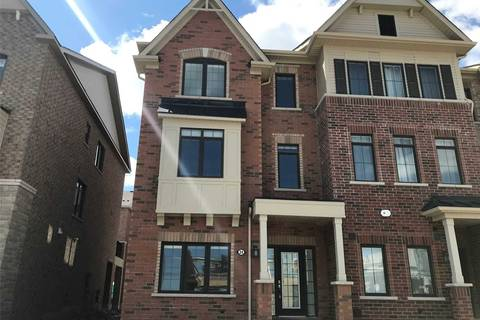 Townhouse for rent at 24 Isabella Peach Dr Unit Blk22#1 Markham Ontario - MLS: N4571913