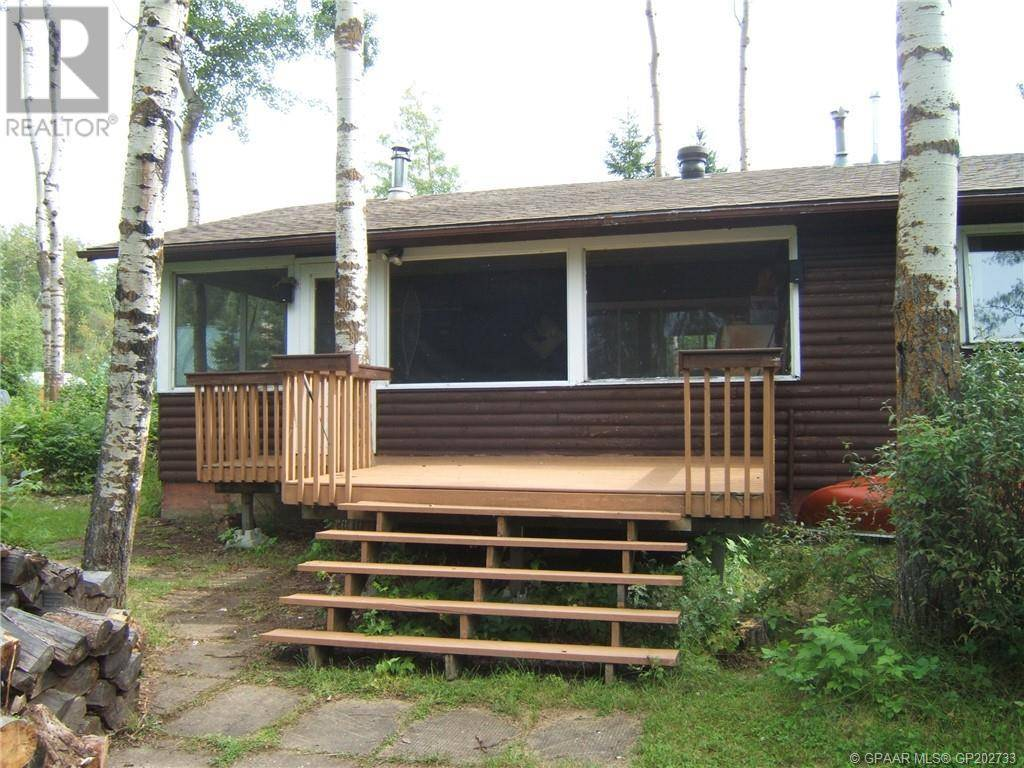 House for sale at 6 Block 6  Unit Block Big Lakes County Alberta - MLS: GP202733