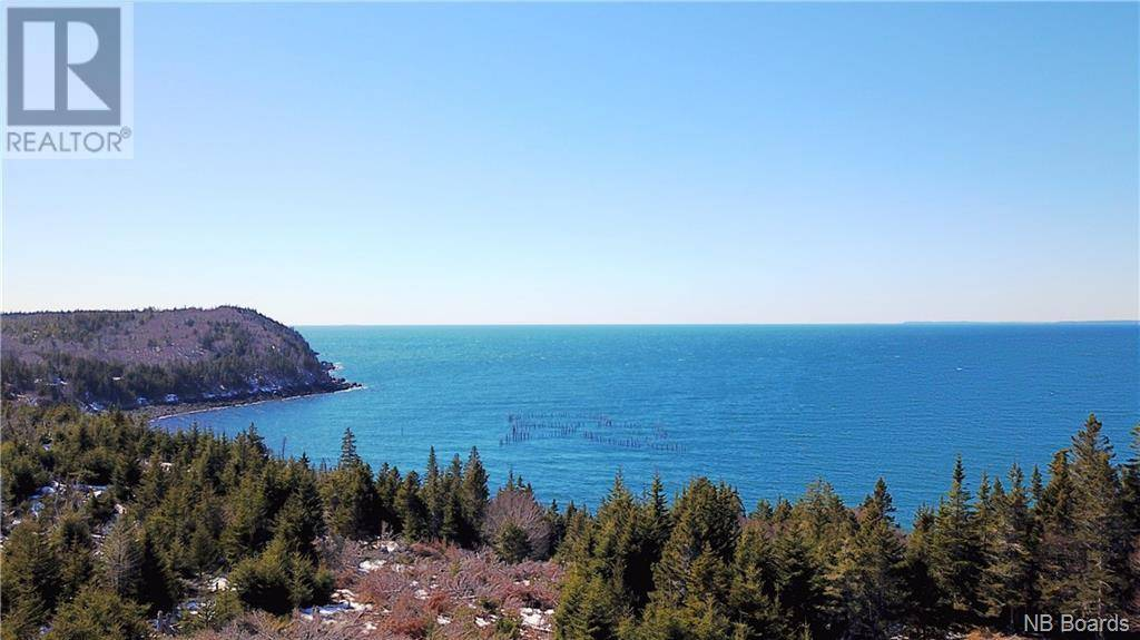 Residential property for sale at  Bradford Cove Unit lot Grand Manan New Brunswick - MLS: NB042226