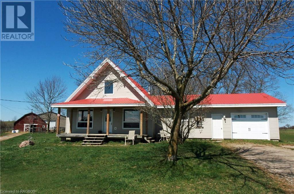 House for sale at  Bruce Road 10  Tara Ontario - MLS: 252722