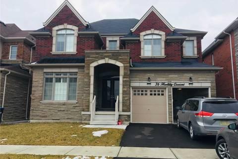 House for rent at 36 Hanbury Cres Unit Bsm Brampton Ontario - MLS: W4676011