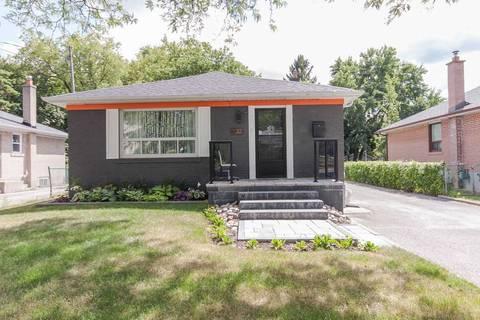 Property for rent at 37 Otonabee Ave Unit Bsm Toronto Ontario - MLS: C4672781