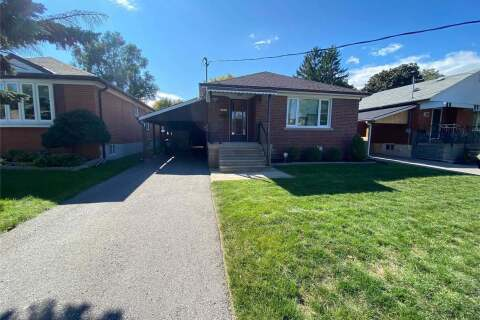 Townhouse for rent at 164 Ellington Dr Unit Bsment Toronto Ontario - MLS: E4921652