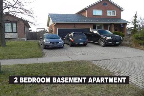 House for rent at 2 Hialeah Cres Unit Bsmnt Whitby Ontario - MLS: E4671489