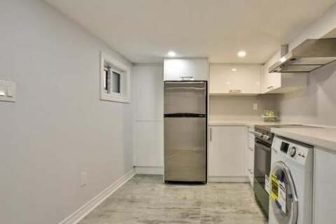 Townhouse for rent at 2480 St Clair Ave Unit Bsmnt Toronto Ontario - MLS: W4953854