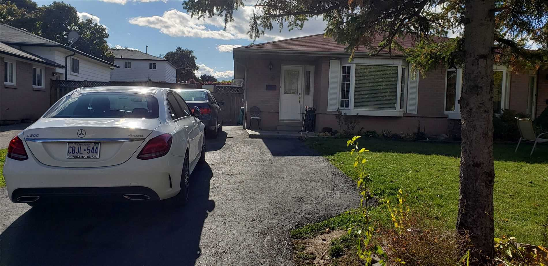 For Rent: Bsmnt - 26 Greenwood Crescent, Brampton, ON | 2 Bed, 1 Bath Townhouse for $1500.00. See 12 photos!