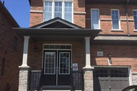 Townhouse for rent at 36 Neelands Cres Unit Bsmnt Toronto Ontario - MLS: E4625961