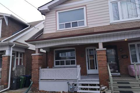 Townhouse for rent at 405 Milverton Blvd Unit Bsmnt Toronto Ontario - MLS: E4660807