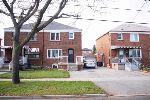 Townhouse for rent at 468 Midland Ave Unit Bsmnt Toronto Ontario - MLS: E4955689