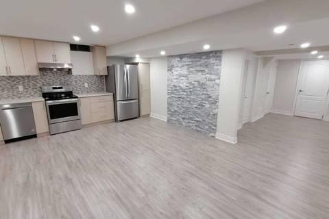 Home for rent at 64 Mediterranean Cres Unit Bsmnt Brampton Ontario - MLS: W4745150