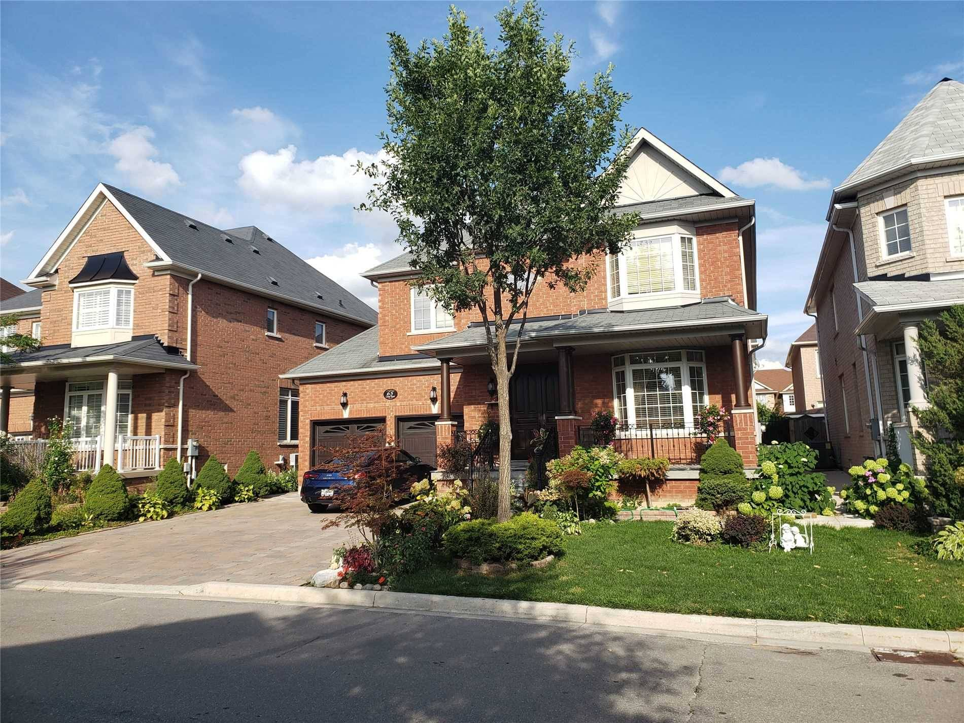 House for rent at 65 Campi Rd Unit (Bsmnt) Vaughan Ontario - MLS: N4551381
