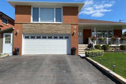 House for rent at 75 Killamarsh Dr Unit Bsmnt Toronto Ontario - MLS: W4973488