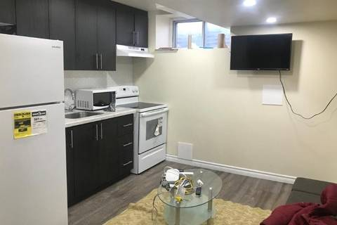 House for rent at 4 Masseygrove Cres Unit Bsmt 1 Toronto Ontario - MLS: W4690811