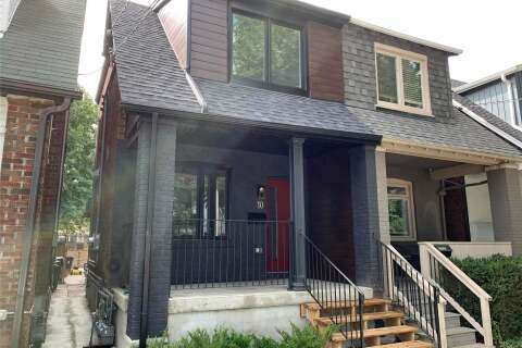 Townhouse for rent at 10 Rushbrooke Ave Unit Bsmt Toronto Ontario - MLS: E4912900