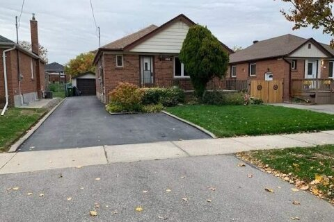 House for rent at 100 Edgecroft Dr Unit Bsmt Toronto Ontario - MLS: W4964020
