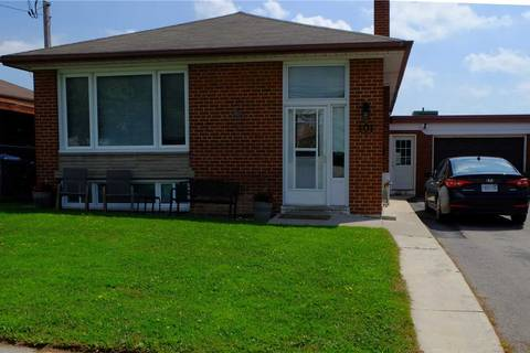 House for rent at 101 Gracefield Ave Unit Bsmt Toronto Ontario - MLS: W4553858