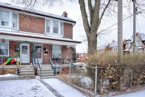 Townhouse for rent at 113 Auburn Ave Unit Bsmt Toronto Ontario - MLS: W4661540