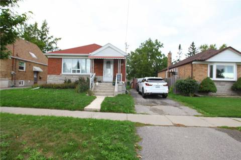 House for rent at 12 Glaive Dr Unit Bsmt Toronto Ontario - MLS: E4420901