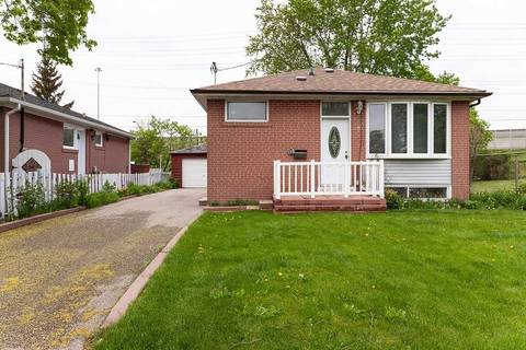 House for rent at 132 Rangoon Rd Unit Bsmt Toronto Ontario - MLS: W4478240