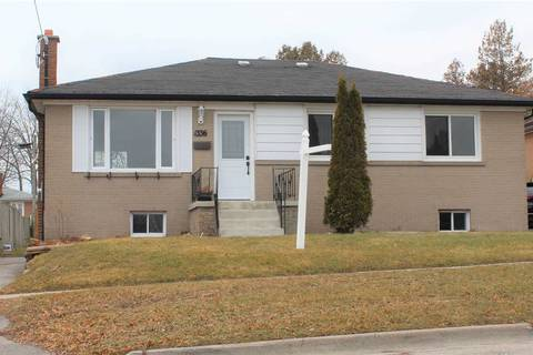 House for rent at 1336 Sharbot St Unit Bsmt Oshawa Ontario - MLS: E4672474